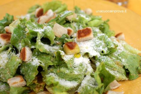 Caesar Salad di Ferran Adrià - Insalate semplici e gustose ...