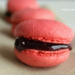 Macarons ai Lamponi - Diana Grandin Foodblog